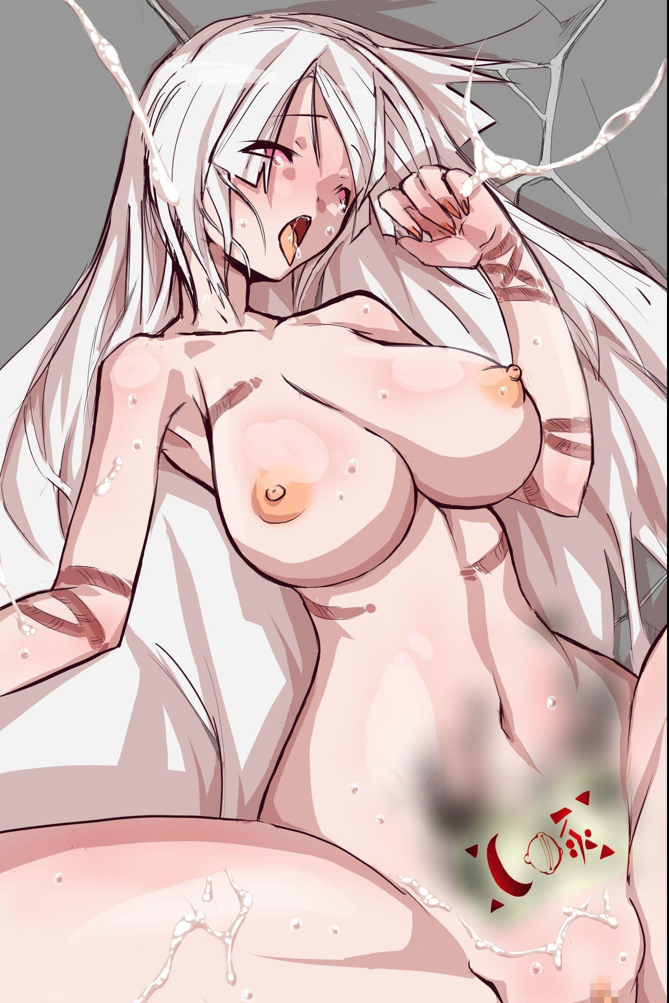 二次元,HCG,エロ画像,ナレノハテ~種付け孕ませ女忍悪墜ち(フルカラー),DLメイト