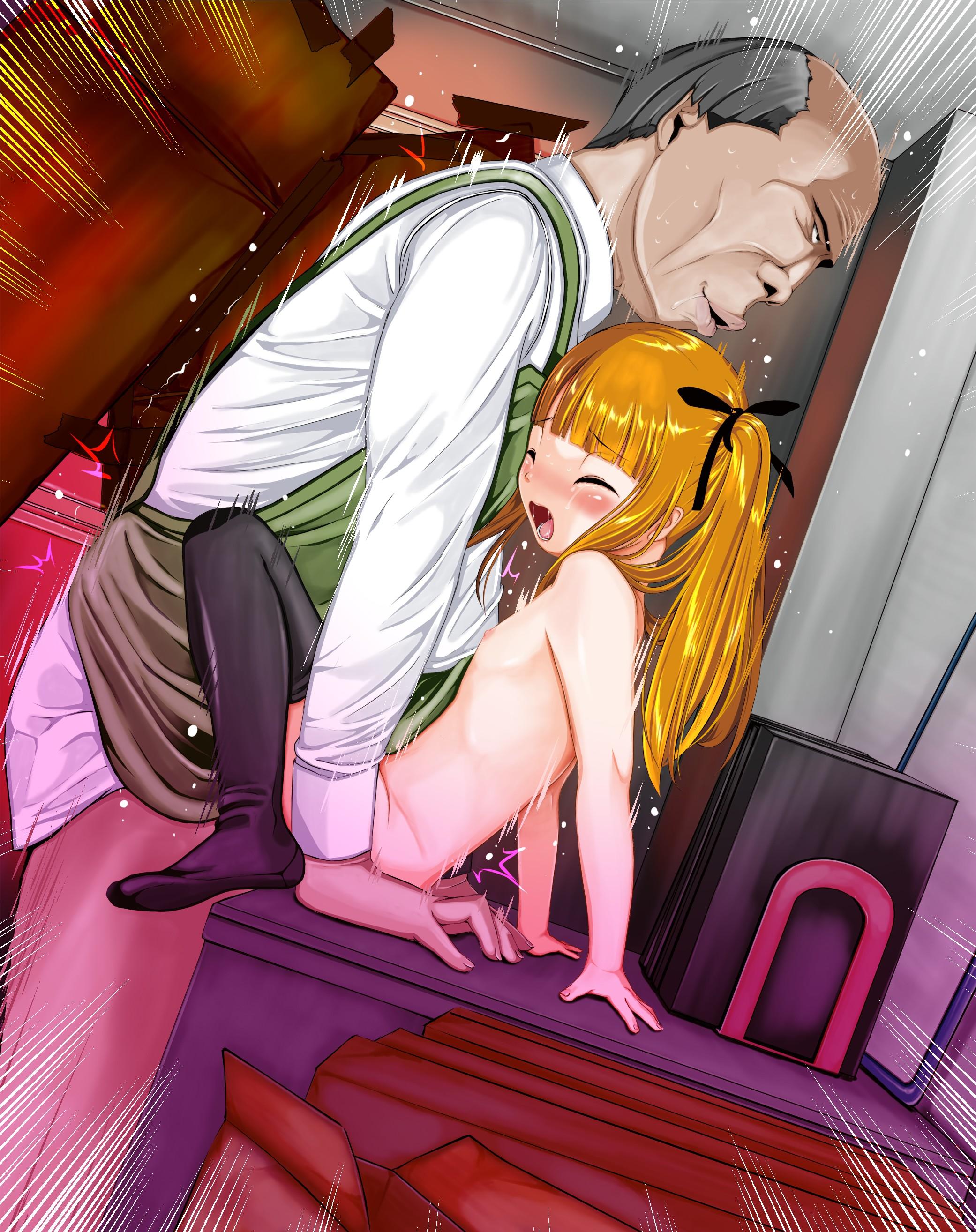 二次元,HCG,エロ画像,666~無知な娘と泣き虫っ娘と金髪の小悪魔~,禁断童話