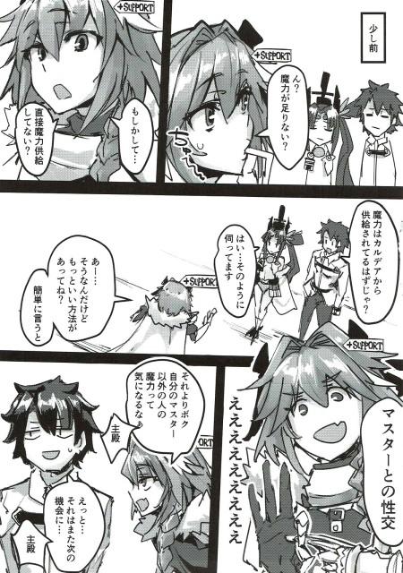 Fate/Grand Order,牛若丸,ニトクリス,K2マンホール,P,ケツから魔力を注ぐ本