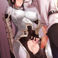 秦良玉(Fateシリーズ)のエロ画像