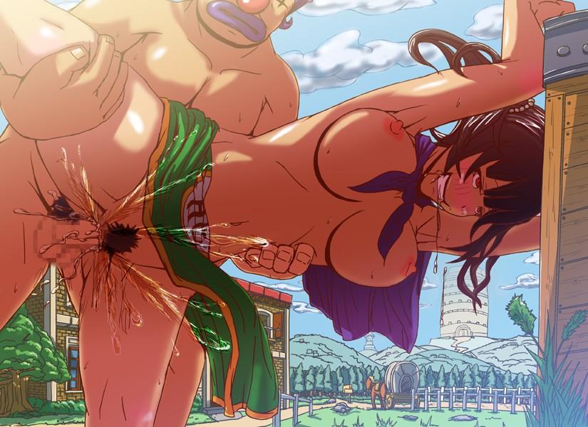 ドラゴンクエストシリーズ,ドラゴンクエスト3,女武闘家(DQ3)
