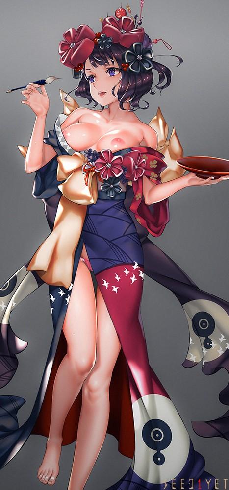Fate/Grand Order,葛飾北斎(Fate)